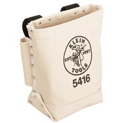 KLE5416T - KLEIN+5416T+CANVAS+BULL-PIN+%26+BOLT+BAG