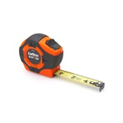 LUFPHV1312 - Lufkin+Hi-Viz%c2%ae+PHV1312+Orange+ABS+Case+P1000+Series+Power+Return+Measuring+Tape%2c+3%2f4+Inch+x+12+ft