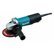 MAK9557PB - MAKITA+9557PB+4.5+ANGLE+GRINDER+W%2f+PADDLE+SWITCH