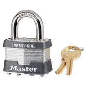 MAS1KA2359 - MASTER+LOCK+1KA2359+KEYED+ALIKE+LAMINATE+STEEL+PADLOCK+15%2f16%22+SHACKLE