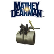 MAT03.0110.002 - Mathey+Dearman%e2%84%a2+03.0110.002+Spacer+For+6+Inch+Pipe