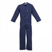 NEENN45C-L - %26nbsp%3bNeese+Industries+Nomex+ComforTuff+NN45+Nomex+Flame+Retardant+Coverall%2c+Navy+Blue%2c+Large+(42-54)%2c+Zipper+Front%2c+4.5+oz