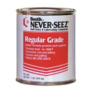 NEVNSBT-16 - Never+Seez+NSBT+16+oz+Can+Regular+Grade+Anti-Seize+Compound%2c+Greaselike+Odor%2c+-297+to+1800+deg+F