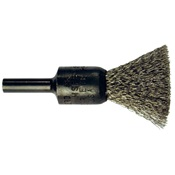 PFE82988 - PFERD+Stem+Mounted+End+Brushes+-+Crimped+Wire+-+Stainless+Steel+Wire