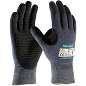 PIP34-8743%2fL - Seamless+Knit+Engineered+Yarn+Glove+with+Premium+Nitrile+Coated+Micro-Foam+Grip+on+Palm+%26amp%3b+Fingers