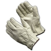 PIP68-103%2fL - PIP+68-103+100%25+Top-Grain+Cowhide+Leather+Mens+Drivers+Gloves%2c+Natural%2c+Large%2c+9.8+Inch+L%2c+Straight+Thumb