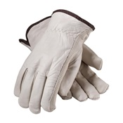 PIP77-289%2fL - PIP+Fleece+Lined+Cowhide+Leather+Driver+Gloves%2c+Large