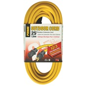 PWCEC500825 - Prime%c2%ae+EC500825+Yellow+Jacket+SJTW+Single+Plug+Outdoor+Extension+Cord%2c+12+AWG%2c+25+ft