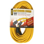 PWCEC500835 - Prime%c2%ae+EC500835+Yellow+Jacket+SJTW+Single+Plug+Extension+Cord%2c+12+AWG%2c+100+ft