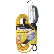 PWCTL010625 - Prime%c2%ae+TL010625+Type+A+Work+Light%2c+25+ft+16%2f3+ga.+SJT+Yellow+Cord