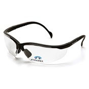 PYRSB1810R10 - Pyramex+V2+Readers+SB1810R10+Clear+Polycarbonate+Safety+Glasses%2c+%2b1.0+Strength