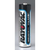 RAYAL-AA - Rayovac%c2%ae+Ultra+Pro%e2%84%a2+2500+mAh+Flat+Shrink-Wrapped+Cylindrical+Non-Rechargeable+Alkaline+Battery%2c+1.5+V%2c+AA