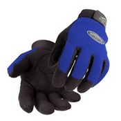 REV99PLUSM-BLUE - Revco+Industries+Black+Stallion%c2%ae+99PLUS+Synthetic+Leather+Palm+Gloves%2c+Blue%2c+Medium%2c+Keystone+Thumb