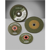 REX730015 - Rex-Cut+Sigma+Green+730015+60-Grit+AlO2+Type+27+Depressed+Center+Grinding+Wheel%2c+4-1%2f2+Inch+x+5%2f8-11