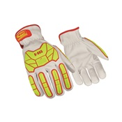 RIN665-R-12 - R-HIDE+IMPACT+LEATHER+GLOVE+LEVEL+5+CR%2c+SIZE+2XL
