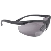 RPGCH1-220 - Radians+Cheaters+CH1-220+Smoke+Polycarbonate+Bi-Focal+Reader+Safety+Glasses