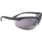 RPGCH1-225 - Radians+Cheaters+CH1-225+Smoke+Polycarbonate+Bi-Focal+Reader+Safety+Glasses