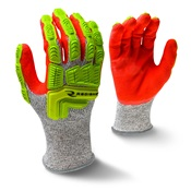 RPGRWG603-M - RADIANS+RWG603+CUT+LEVEL+5+GLOVE+TPR+OVERLAYS+%26+FOAM+NITRILE+PALM