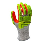 RPGRWG603-S - RADIANS+RWG603+CUT+LEVEL+5+GLOVE+TPR+OVERLAYS+%26+FOAM+NITRILE+PALM