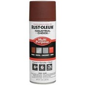 RUS1667830 - Rust-Oleum%c2%ae+Industrial+Choice%c2%ae+1667830+12+oz+Aerosol+Can+Solvent+Based+Multi-Purpose+Alkyd+Enamel+Spray+Paint%2c+Gloss+Red