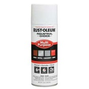 RUS1692830 - Rust-Oleum%c2%ae+Industrial+Choice%c2%ae+1692830+12+oz+Aerosol+Can+Solvent+Based+Multi-Purpose+Alkyd+Enamel+Spray+Paint%2c+Gloss+White