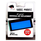 SAP3011193 - SAVE+PHACE+ADF+%233%2f12+GEN-X+AUTO+DARK+REPLACEMENT+LENS