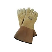 SHG4095-L - SHELBY+4095+F.R.+PIGSKIN+GLOVES+WITH+HEAT+RESISTANT+LINING+LARGE