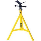SUM780385 - Sumner+780385+Yellow+Heavy-Duty+Lo+Jack+Stand+With+V-Head%2c+2500+lb+Load+Capacity%2c+24+Inch+Pipe+Diameter