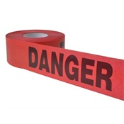 TAPEDANGER - TapMagic+EDANGER+Danger+Adhesive+Safety+Tape%2c+Red%2c+3+Inch+x+1000+ft