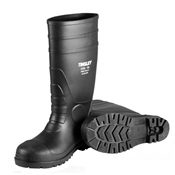 TIN31251-10 - TINGLEY+31251+16%22%22+PVC+BOOT+SZ.10+BLK+STEEL+TOE+ECONOMY+(OLD+(ALT+%23SER18821-10)