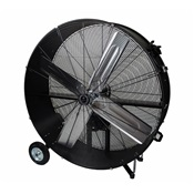 TPICPB48-B - TPI+CPB48-B+48%22+BELT+DRIVE+2-SPEED+3%2f4HP+PORTABLE+FAN+15%2c000CFM+(60019)