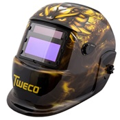 TWE4100-1008 - Tweco+WeldSkill+Yellow+Dragon+Fiber+Auto-Darkening+Welding+Helmet%2c+1.69+Inch+H+x+3.86+Inch+W+Window