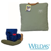 WDS44-7910 - WELDAS+CANVAS+WELDING+PILLOW+HEAT%2fFLAME+RESITANT