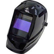 WLMKLEARVIEW - Weldcote+Metals+KLEARVIEW+Shiny+Black+Auto-Darkening+Welding+Helmet%2c+2.36+Inch+H+x+3.98+Inch+W+Window