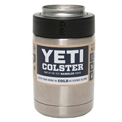 YETYRAMCOL - YETI+RAMBLER+COLSTER+VACUUM+INSUL.+12OZ+CAN%2fBOTTLES+HOLDER
