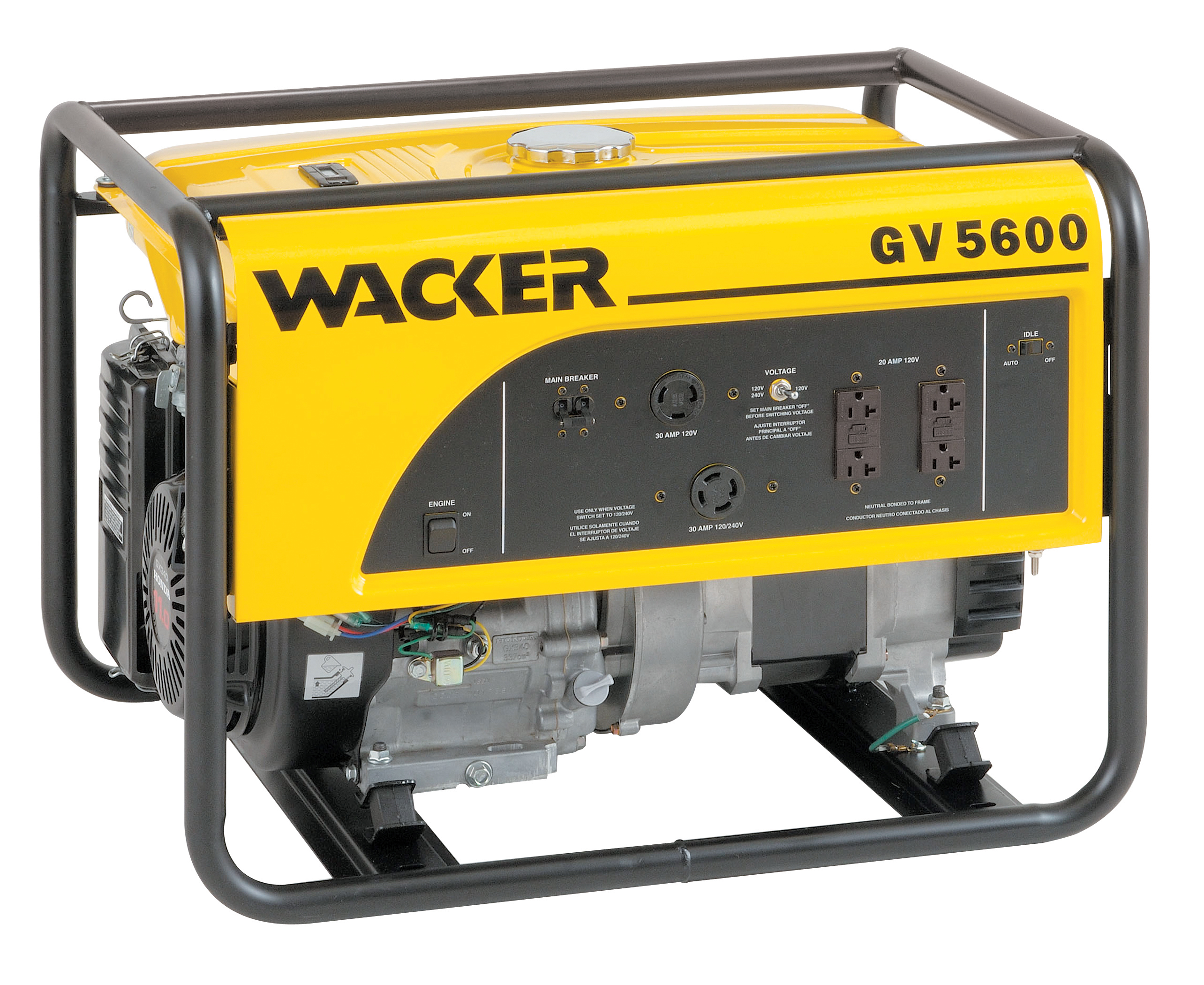 Honda Generator Maintenance Manual Wiring Diagram Master Blogs Ev4010 For Wacker 5600 Start W Engine Em6500sx Service
