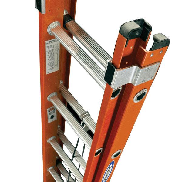 Werner 20 Ft Type Ia Fiberglass D Rung Extension Ladder