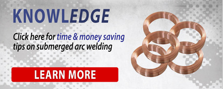 Click here for time & money saving tips on submerged arc welding.